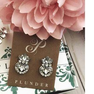 NIB Plunder Rita Earrings